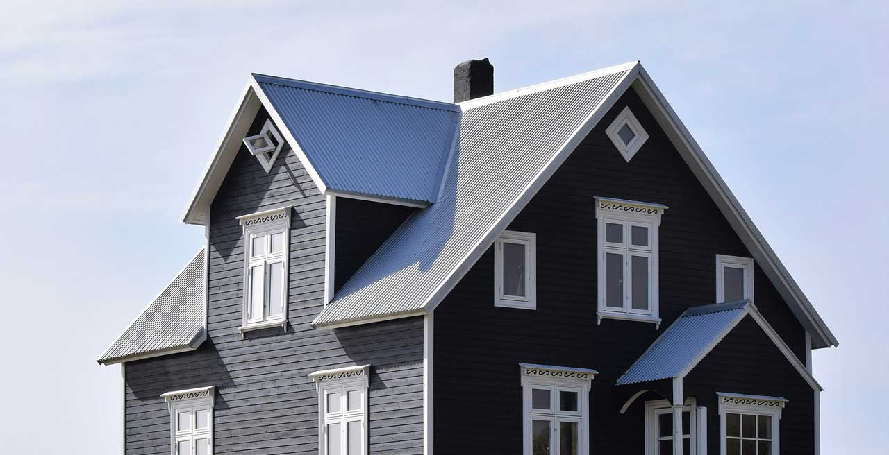 White Metal Roof - White Roofing Company