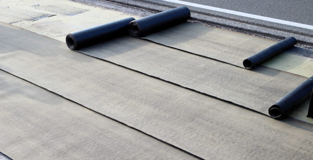 What are the Waterproofing Materials?